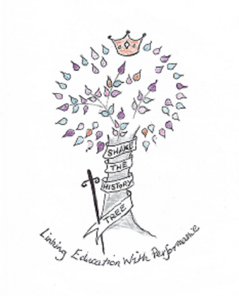 Shake the History Tree logo